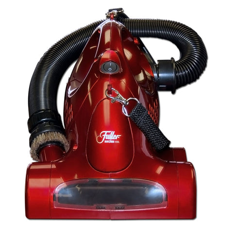 Fuller Brush Power Maid Handheld Vacuum W/ Power Brush