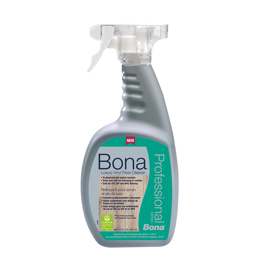 SJ300 Bona Pro Series 32oz Luxury Vinyl Floor Cleaner Spray