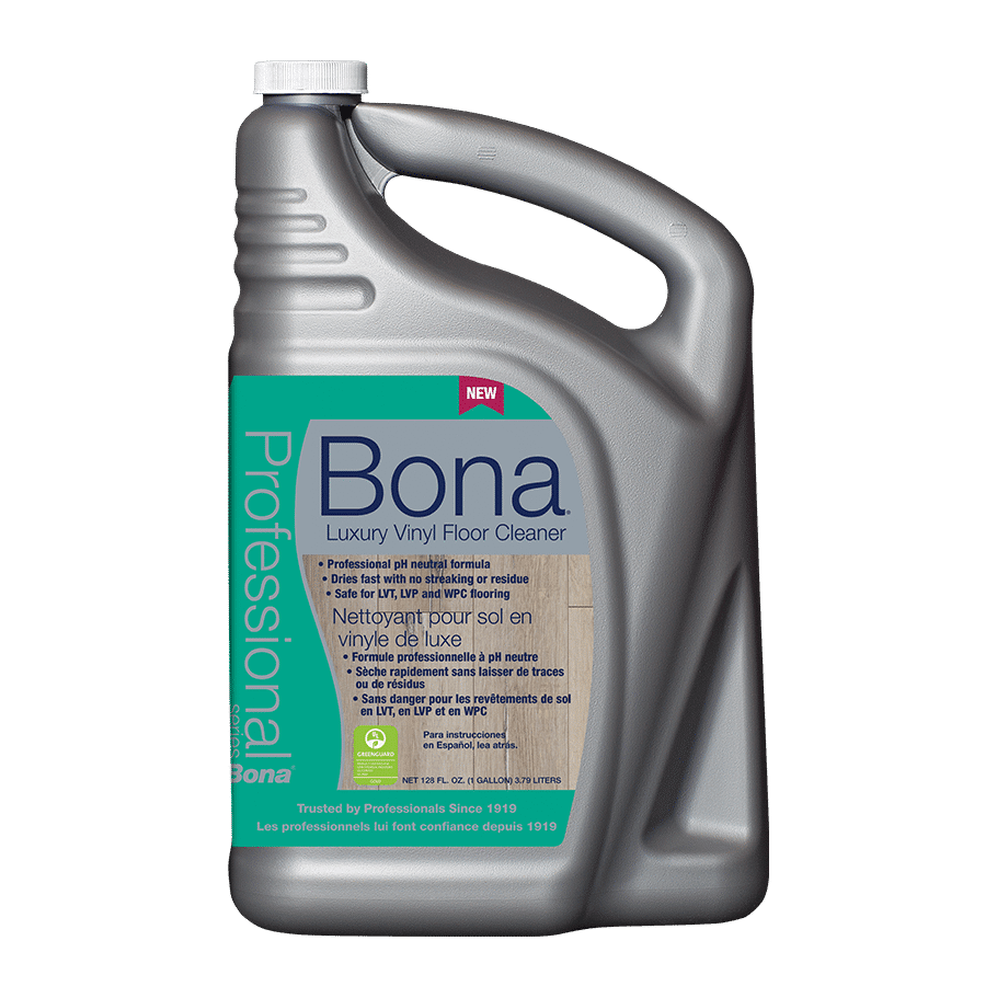 SJ314 Bona Pro Series 1 Gallon Luxury Vinyl Floor Cleaner Refill