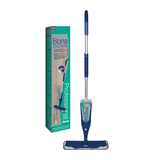 "SJ366 Bona Pro Series Spray Mop for Vinyl, Includes 34oz Luxury Vinyl Floor Cleaner Cartridge & 16.5"" Washable Cleaning Pad"