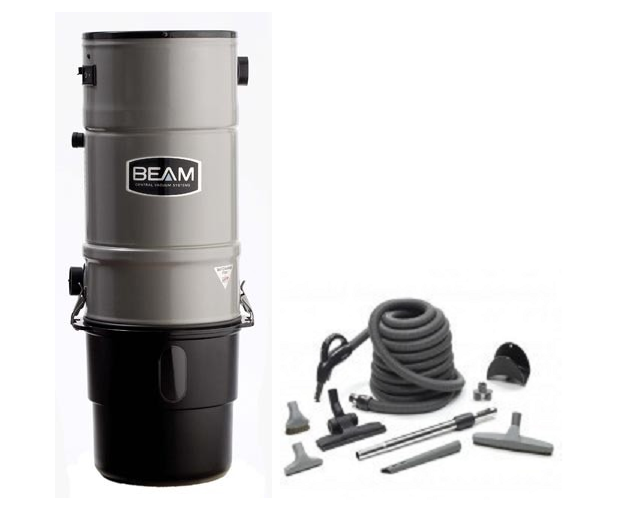 Beam 200A Classic W/ Deluxe Air Cleaning Kit 30'