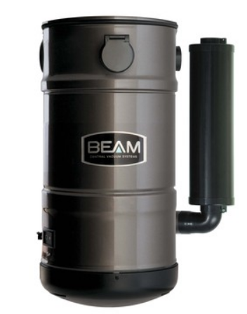 BEAM SERENITY SERIES SC300 CENTRAL VACUUM, Part # 000303