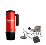 Sanitaire Model SC3500A W/ X-Treme Q Electric Cleaning Kit 30'