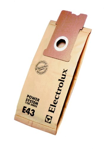 Electrolux Upright Dustbags (5/pkg)- EL204B