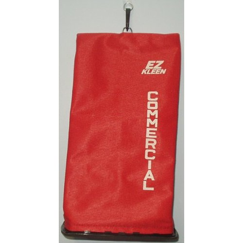 Sanitaire Red E-Z Kleen Shakeout Bag-54422-10
