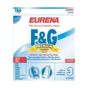 Eureka F&G Style Filteraire Bags-57695B