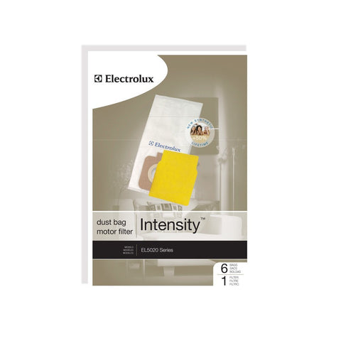 Electrolux Intensity Bag (6/pkg +1 filter)-EL206A