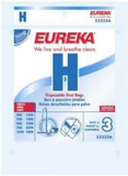 Eureka H Portable Vacuum Bag- 52323B