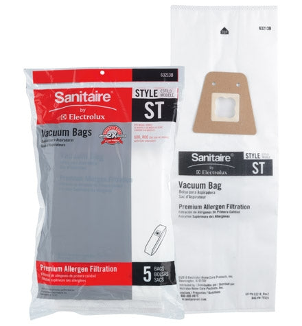 Sanitaire Style ST Synthetic Bag-63213B