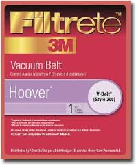 Hoover Style 200 Portable Vacuum Belt-64200