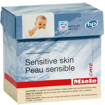 Miele 2.5 kg Sensitive Skin