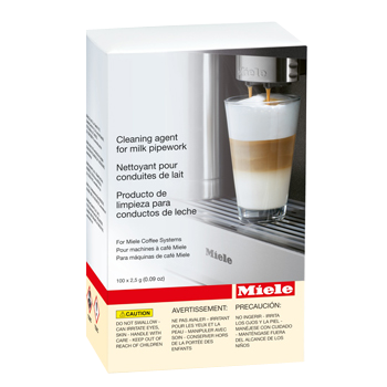 Miele Cleaning Agent For Milk Pipework