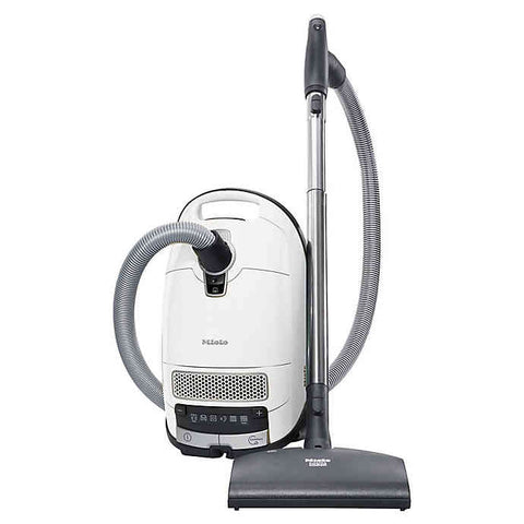 Miele Complete C3 Excellence Vacuum  (Lotus White)