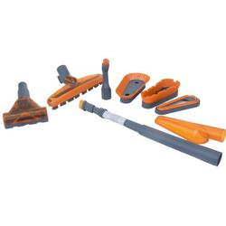 "ATTACHMENT KIT, 1 1/4"" DETAILING KIT PREMIUM 9 PC - ORANGE"