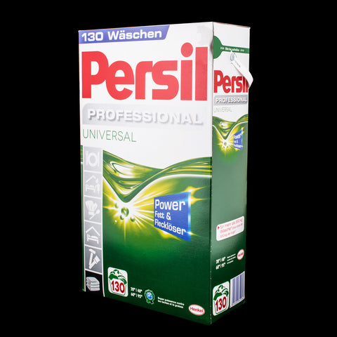 SJ998 Persil Powder Universal 130WL Henkel Laundry Detergent 130 Wash Load Size *Product of Germany