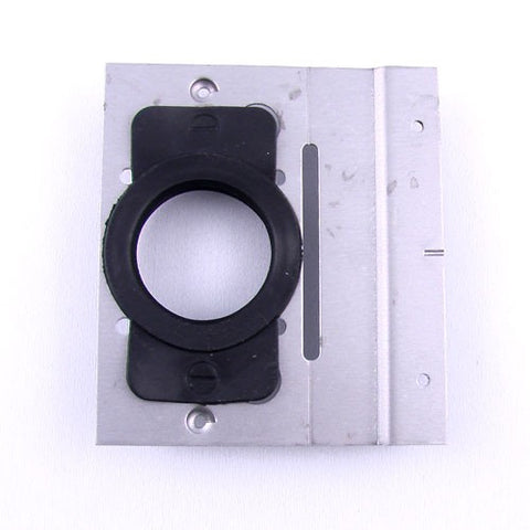 025031-Central Vacuum Inlet Mounting Plate Steel