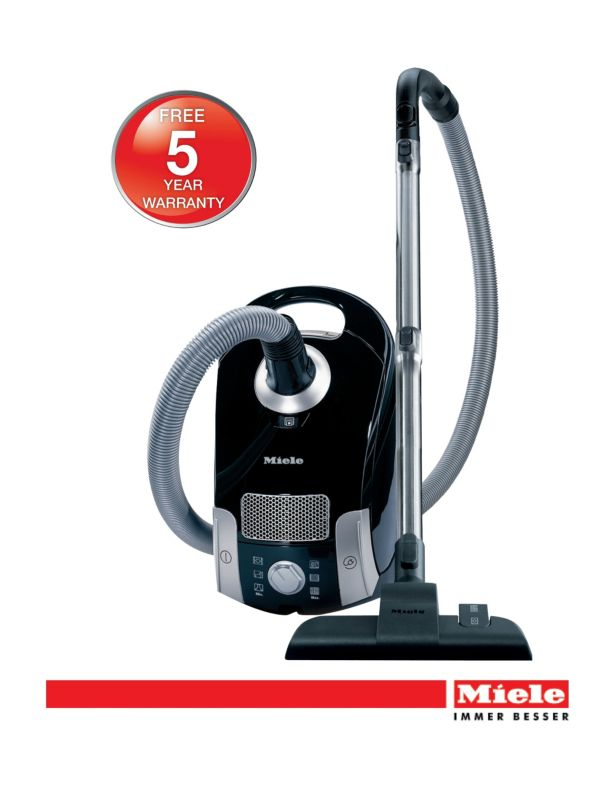 Miele Compact C1 Limited Edition (Obsidian Black) Sold Out