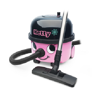 Numatic Hetty Canister Vacuum- HET 200A
