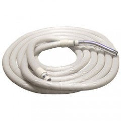"203941 - 50' 24v 1-1/4"" Crushproof Hose with Chrome Handle"