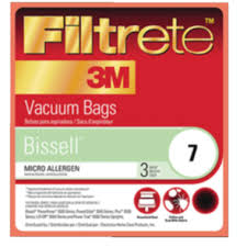 Bissell Upright Micro Allergen Vacuum Bag-65707