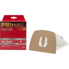 Dirt Devil F Micro Allergen Vacuum Bag-65702