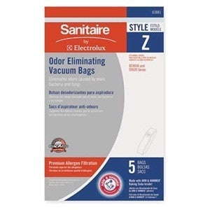 Sanitaire Style Z Synthetic Bag-63881A