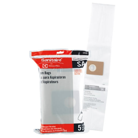 Sanitaire Style SA Synthetic Bag-68440