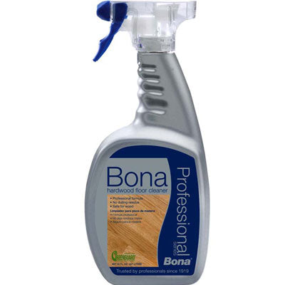 SJ302 Bona Pro Series 32oz Hardwood Floor Cleaner Spray