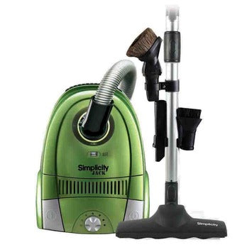 Simplicity Jack Compact Canister Vacuum