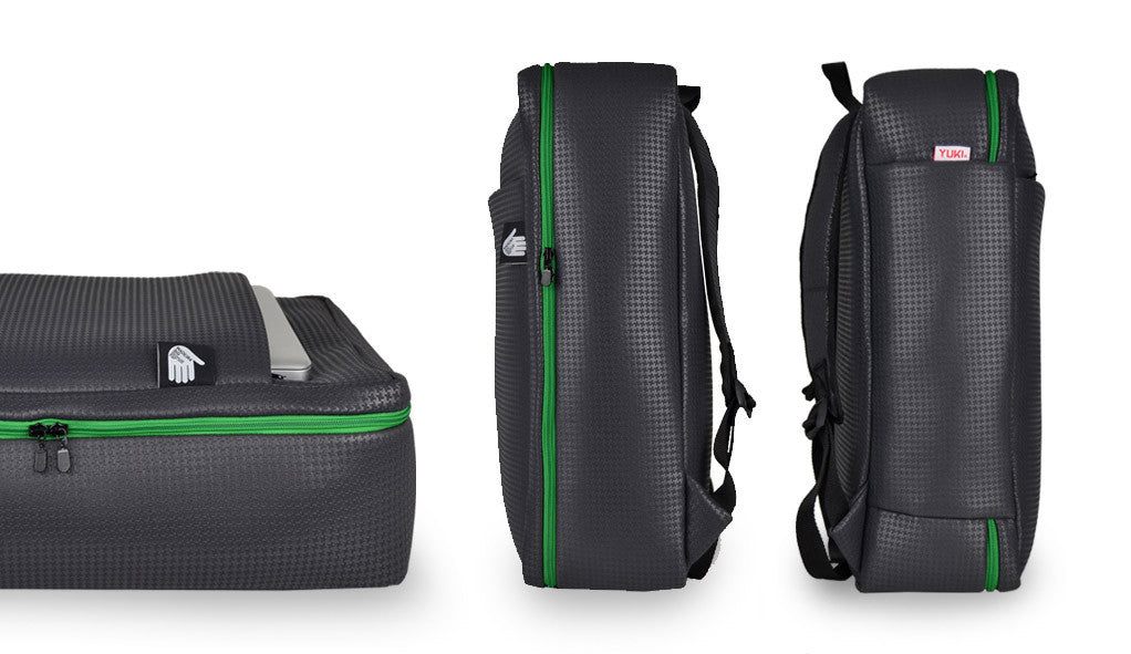 TARR travel and laptop backpack special edition for Madeiradig 2013
