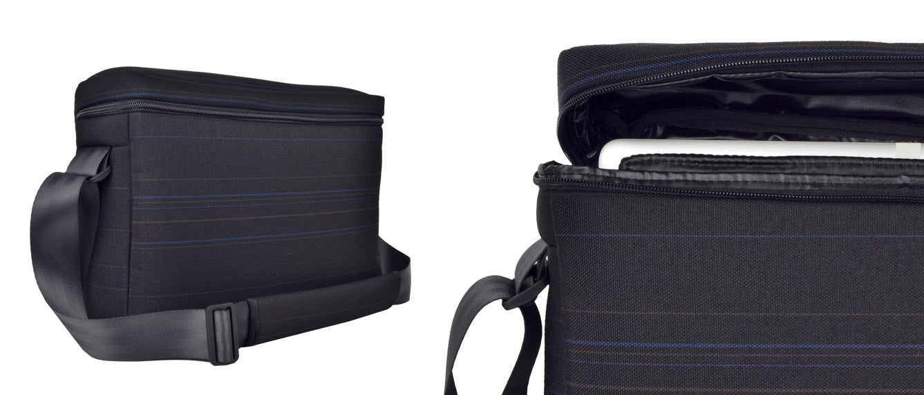 MD10 crossbody laptop bag special edition for Madeiradig 2010