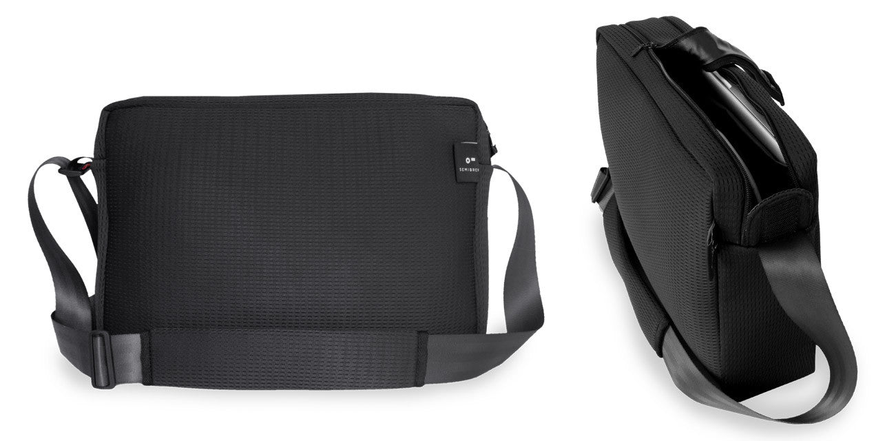 VOLTA crossbody laptop bag  special edition for SEMIBREVE Festival 2012
