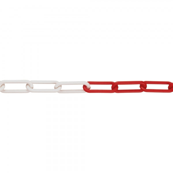 M-POLY Visible 6 - 6mm Polyethylene Barrier Chains