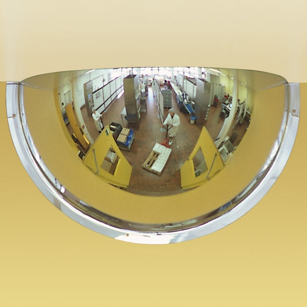 Panoramic 180 degree Mirrors