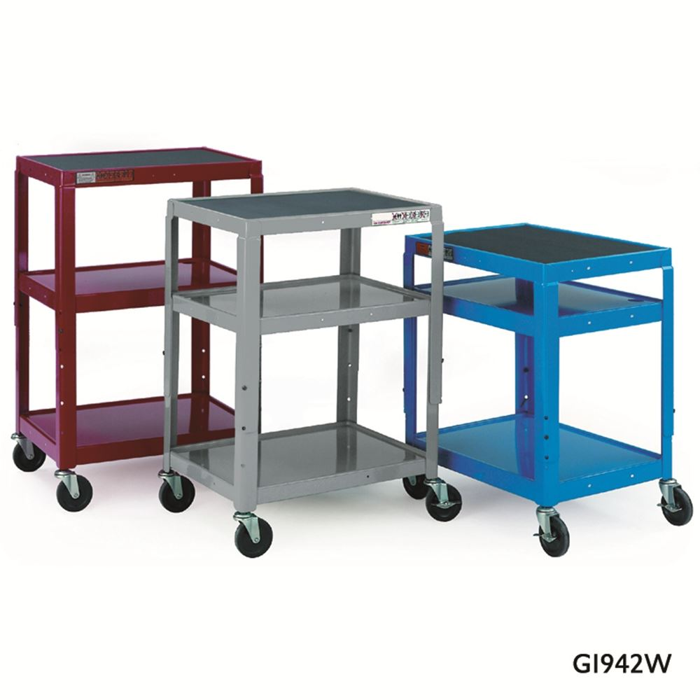 Adjustable Height Trolley - GI942W