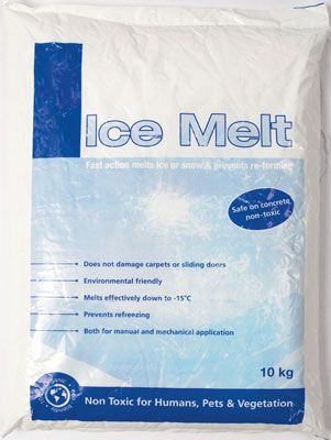 10Kg Bag Rapid Ice Melt - MIM6