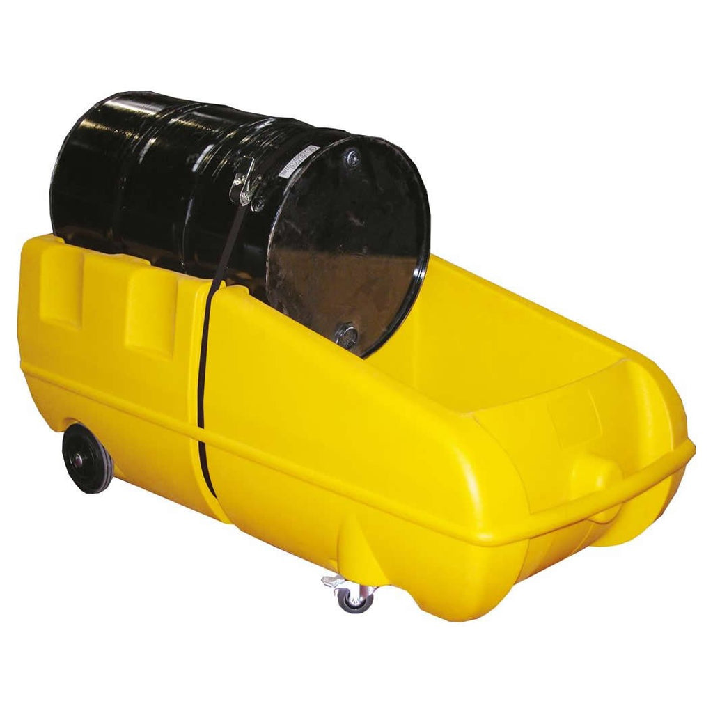 Spill-Safe 205 Litre Bunded Drum Dolleys - BDDC - BDDC/BLK