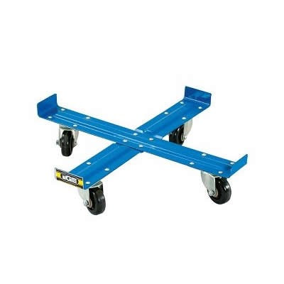 Spill-Safe 4 Wheeled Steel Drum Dolly - BGD80