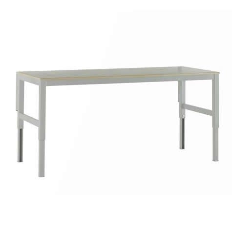 Redditek Bolt Adjustable Height Stainless Steel Workbenches - BHB1-SS - BHB9-SS