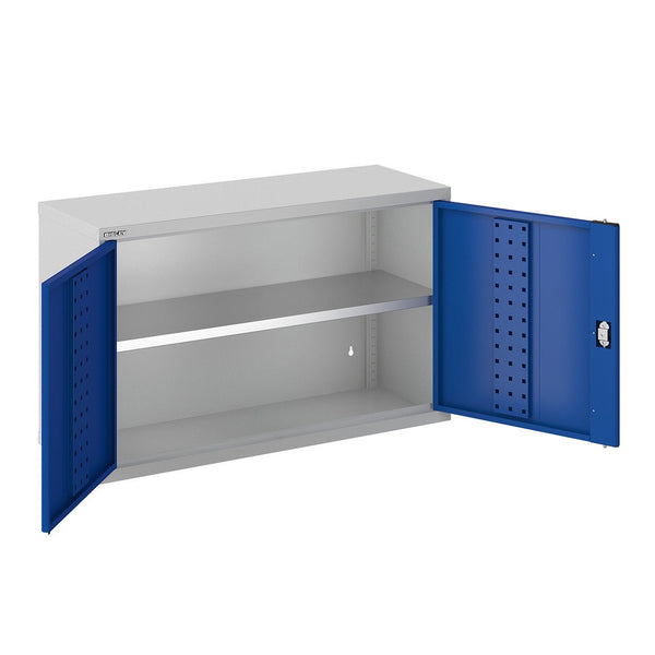 Bisley ToolStor Industrial 1 Shelf Wall Cabinet - BIS403205W