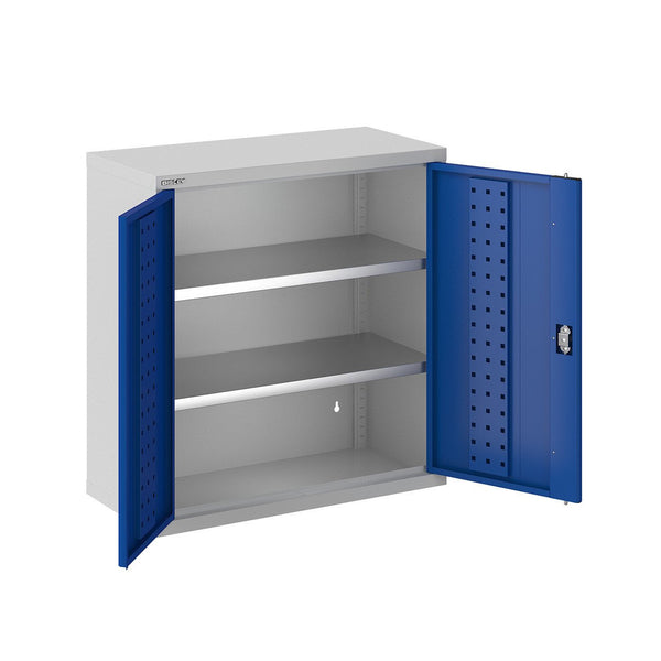 Bisley ToolStor Industrial 2 Shelf Wall Cabinet - BIS403209W
