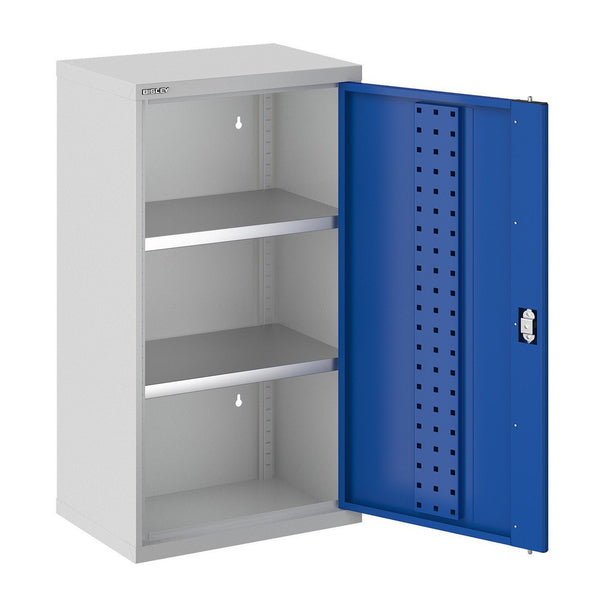 Bisley ToolStor Industrial 2 Shelf Wall Cabinet - BIS403213W
