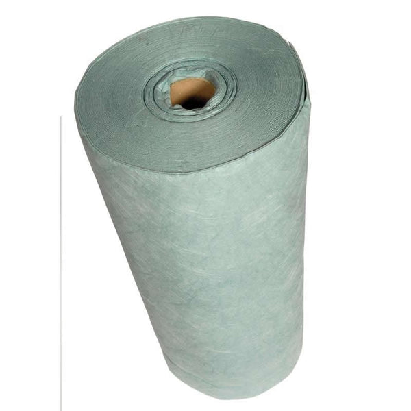Spill-Safe Oil & Fuel Single Weight Plain Absorbent Rolls - BORM4052 - BORM8052