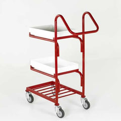 Work Gear 3 Tier Tray Trolley - BT110