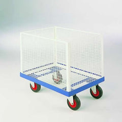 Work Gear Single Basket Dolly - BT83