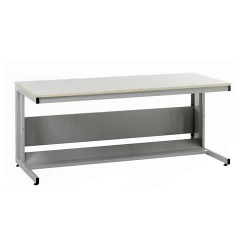 Redditek Antistatic Cantilever A/S Laminate Workbenches - AS1-ALA - AS9-ALA