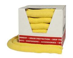 Spill-Safe Chemical Absorbent Spill Socks - CS20 - CS04