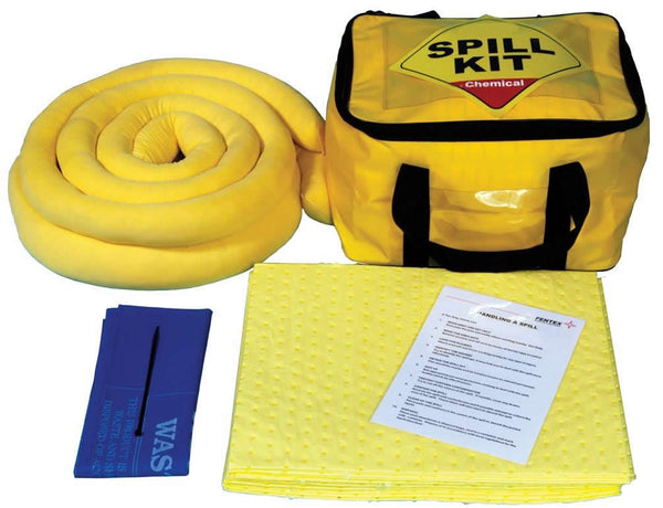 Spill-Safe 35 Litre Chemical Cube Bag Spill Kits - CSKC - CRFC