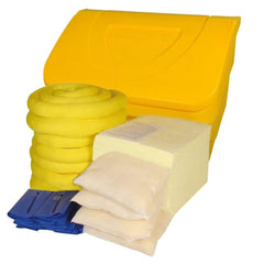 Spill-Safe 250 Litre Chemical Mobile Locker Spill Kits - CSKJ - CRFJ