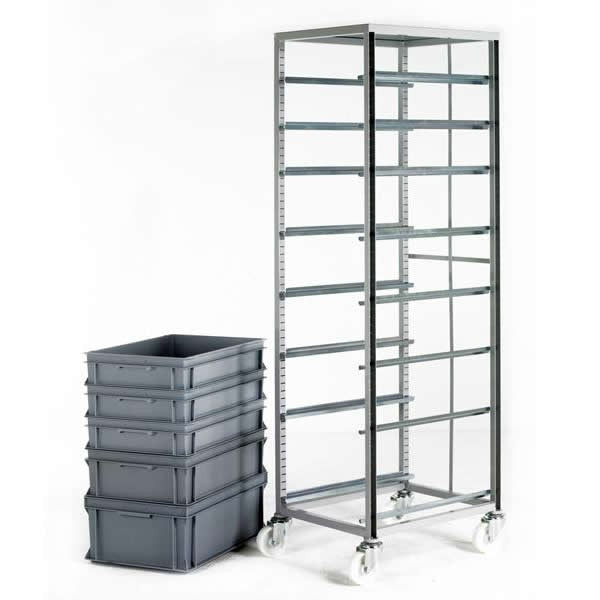 Work Gear Adjustable Tray Racks - CT270 - CT272